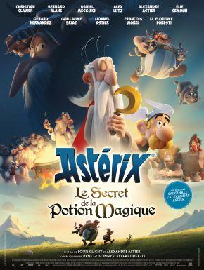 Sortie DVD Astérix : Le Secret De La Potion Magique