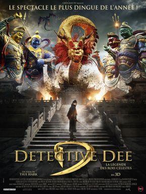 Détective Dee : La Légende Des Rois Célestes en DVD et Blu-Ray