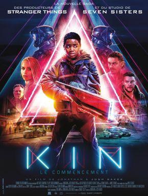 DVD Kin : Le Commencement