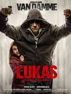Jaquette dvd Lukas