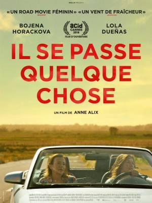 Sortie DVD Il Se Passe Quelque Chose