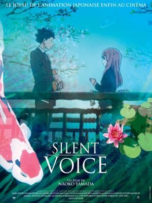 Silent Voice DVD et Blu-Ray