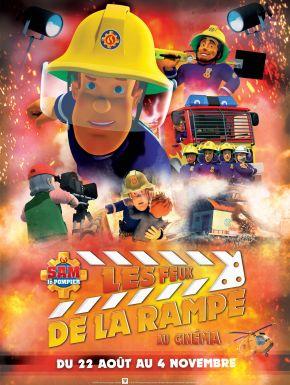 DVD Sam Le Pompier - Les Feux De La Rampe