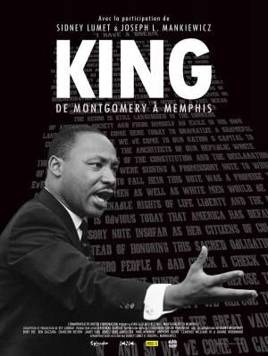 Jaquette dvd King : De Montgomery à Memphis