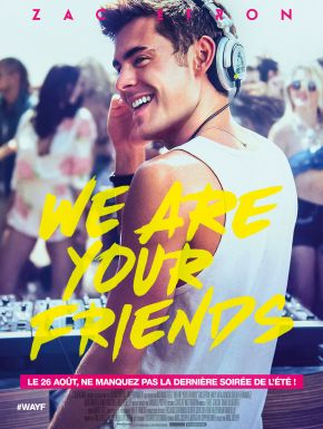 DVD We Are Your Friends