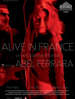 Alive In France DVD et Blu-Ray