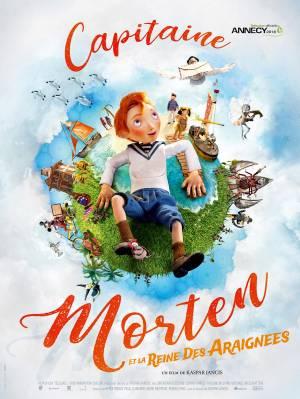 Sortie DVD Capitaine Morten Et La Reine Des Araignées