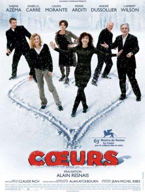 DVD Coeurs
