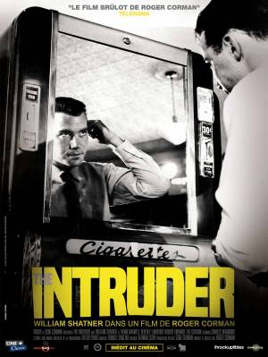 The Intruder en DVD et Blu-Ray