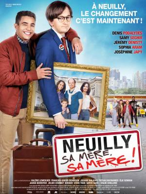 DVD Neuilly Sa Mère, Sa Mère