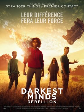 Darkest Minds: Rébellion en DVD et Blu-Ray