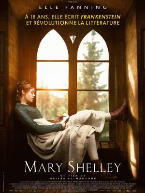 DVD Mary Shelley