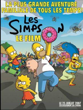 Les Simpson - Le Film en DVD et Blu-Ray