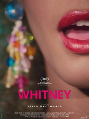 Jaquette dvd Whitney