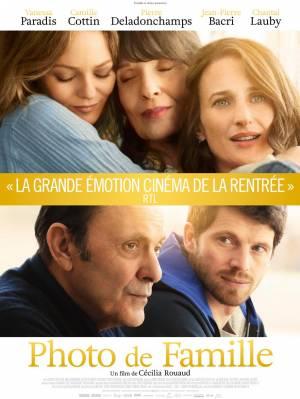Photo De Famille DVD et Blu-Ray