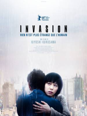 Invasion en DVD et Blu-Ray