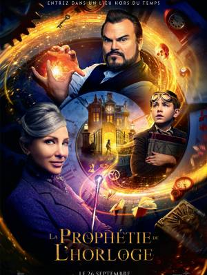 La Prophétie De L'horloge DVD et Blu-Ray