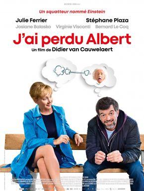 Jaquette dvd J'ai Perdu Albert