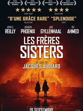 Les Frères Sisters DVD et Blu-Ray