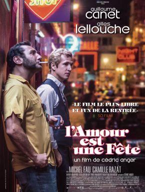 L'Amour Est Une Fête en DVD et Blu-Ray