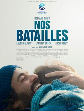 Jaquette dvd Nos Batailles