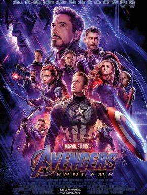 DVD Avengers: Endgame