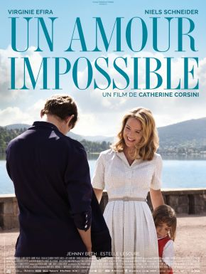 Jaquette dvd Un Amour Impossible