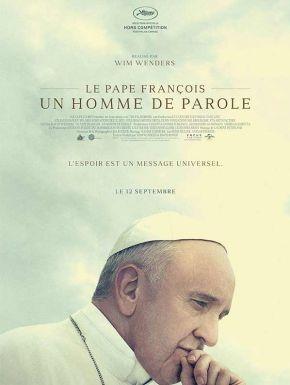 Le Pape François : Un Homme De Parole DVD et Blu-Ray