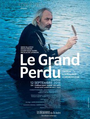 DVD Le Grand Perdu