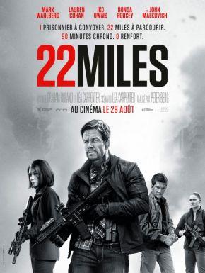 22 Miles DVD et Blu-Ray