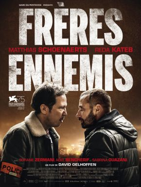 Jaquette dvd Frères Ennemis
