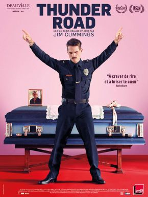 Jaquette dvd Thunder Road
