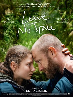Jaquette dvd Leave No Trace