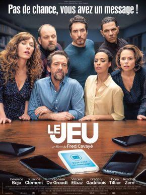 Jaquette dvd Le Jeu