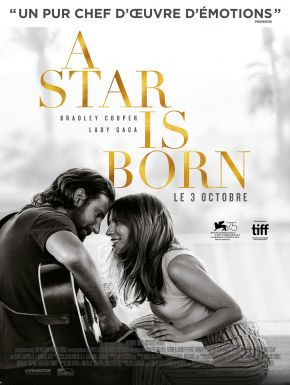 Sortie DVD A Star Is Born