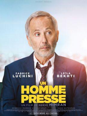 Sortie DVD Un Homme Pressé