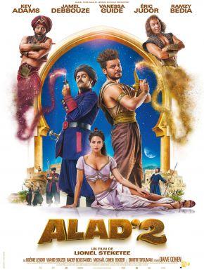 sortie dvd  Alad'2