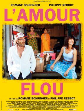 Jaquette dvd L'Amour Flou