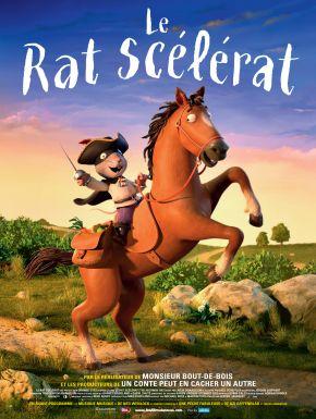 Le Rat Scélérat DVD et Blu-Ray