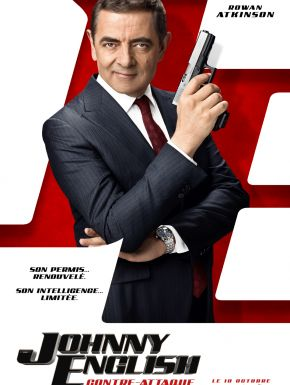 DVD Johnny English Contre-attaque
