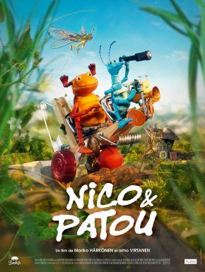 Jaquette dvd Nico Et Patou