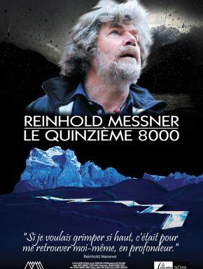 DVD Reinhold Messner - Le Quinzième 8000