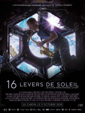 Jaquette dvd 16 Levers De Soleil