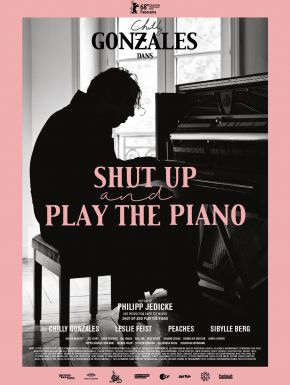 DVD Shut Up And Play The Piano