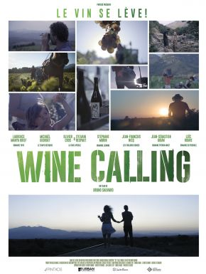 Jaquette dvd Wine Calling