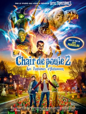 DVD Chair De Poule 2