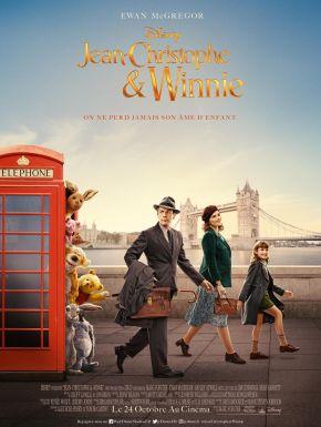Jean-Christophe & Winnie DVD et Blu-Ray