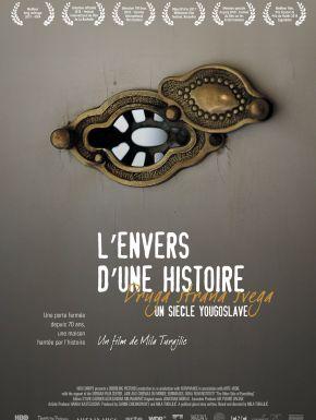 Jaquette dvd L'Envers D'une Histoire