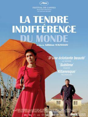 Jaquette dvd La Tendre Indifférence Du Monde
