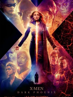Sortie DVD X-Men : Dark Phoenix